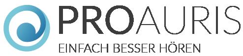 PROAURIS - einfach besser hören Logo