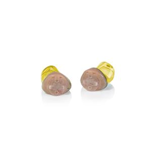 Das Audio Service Ida als IC-Hörgerät in der Farbe Zitrus