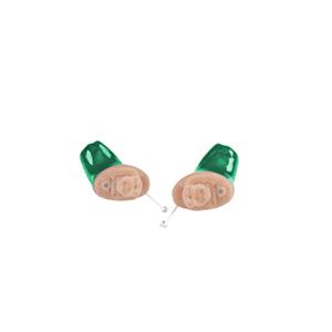 Das Audio Service Sina als IC-Hörgerät in der Farbe Smaragd