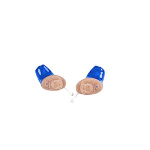 Das Audio Service Sina als IC-Hörgerät in der Farbe Blau