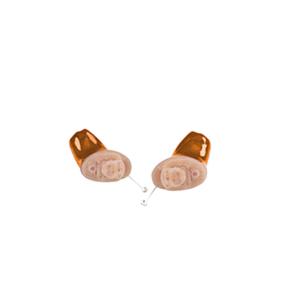 Das Audio Service Sina als IC-Hörgerät in der Farbe Orange