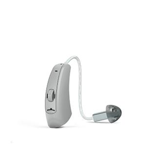 Interton Centro Ex-Hörer Hörgerät in grau