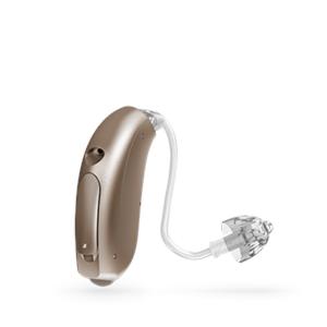 Oticon Nera Ria Alta Mini hinter dem Ohr Hörgerät in der Farbe Terracotta