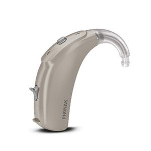 Phonak Naída V SP Standard Hinter dem Ohr Hörgerät in der Farbe P5